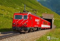 [CH] SBB to refurbish HGe II locomotives for Matterhorn Gotthard Bahn Freight Transport, Continental Europe, White Mountains, Locomotive, Norway, Trains, Transportation, Germany, Swiss Railways