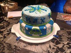 Birthday cake for Max