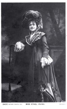 Miss Ethel Irving