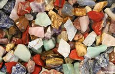 List of fun, interesting and beautiful uses for tumbled stones