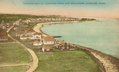 Birds Eye View Of Cornfield Point And Knollwood Saybrook Conn
