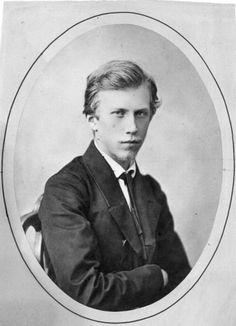 Портрет молодого человека, 1880-е