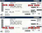 #Ticket 2 Tickets Karten FEINE SAHNE FISCHFILET Köln Freitag 25.11. Stehplatz Stehplätze #Ostereich
