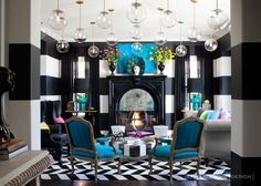 A casa da Kourtney Kardashian | Fashionismo | Thereza Chammas