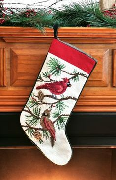 Jesus Loves Me Christmas Stocking   Christian Christmas ...
