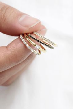 Stacks on Stacks | Fine Jewelry Without the Markups - Vrai & Oro