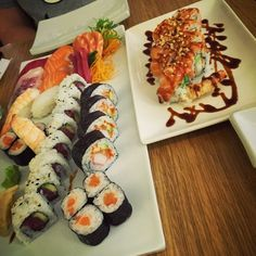 Sara Scarfato @sarascarfato Love sushi! #...Instagram photo | Websta (Webstagram)