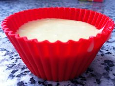 Paso 5 Pudding, Desserts, Food, Olive Oil, Fairy Cakes, Tailgate Desserts, Deserts, Custard Pudding, Essen