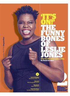 Guardian g2 film&music: Leslie Jones #Ghostbusters