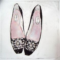 Star Shoes by Bridget Davies