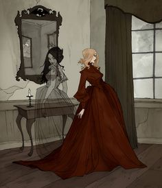10.9 тыс. отметок «Нравится», 101 комментариев — Abigail Larson (@abigail_larson) в Instagram: «A very happy birthday to Edgar Allan Poe who was born #otd in 1809! This is a reworking of an…»