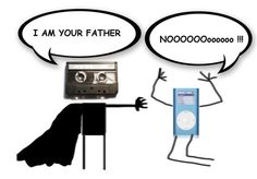 I am your father....