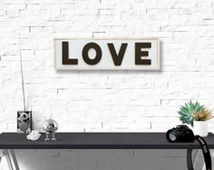 Your Shop - Items Marquee Letters, Sign Letters, Really Love You, Love Signs, New Sign, Vintage Movies, Wooden Signs, Decorating Your Home, Signage