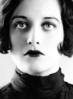 Joan Crawford, 1927.  She was so beautiful before she became so terrifying.