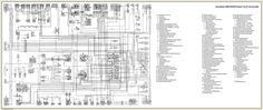 Schaltplan mercedes w115 #2