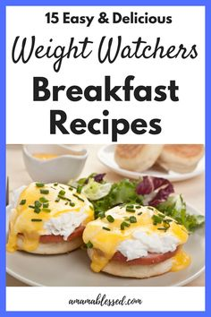 Healthy Recipes These easy Weight Watchers Freestyle Recipes are simple and delicious. From quick to more in depth, there are plenty of recipes to help you on your weight loss journey! With points, recipes are with egg and without egg. Petit Déjeuner Weight Watcher, Plats Weight Watchers, Weight Watchers Breakfast, Weight Watchers Meals, Breakfast To Loose Weight, Weight Watchers Program, Extreme Diet, Weight Loss Drinks, Nutritious Meals