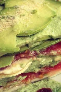 25 Recetas de divinas ensaladas que vas a querer hacer durante todo el año Quick Recipes, Light Recipes, Veggie Recipes, Cooking Recipes, Healthy Snacks, Healthy Eating, Healthy Recipes, Street Food, Love Food