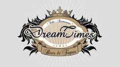 DREAMTIMES branding by @Serrano Brothers, in collaboration with Medusateam