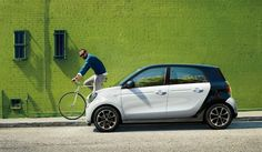 nuova #smart #forfour