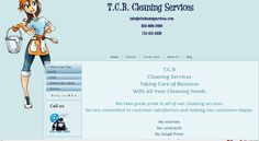 Made exclusively for TCB Cleaning Services. Not for Reuse