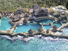 Cozumel, Mexico - At this place you can swim with dolphins as an excursion with Carnival Cruiselines