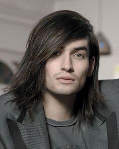 Long Hairstyles  on Mens Long Hair