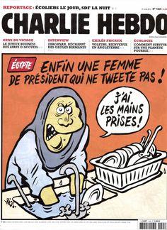 Charlie Hebdo 1045 Juin 2012