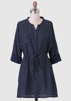 Grand Isle Printed Shirt Dress