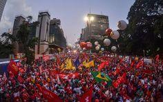 Por Dentro... em Rosa: Festa da Democracia !