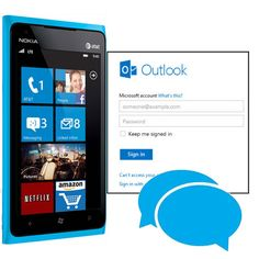 Outlook Support Services of Email Customers - Contact Help Page