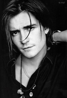 So young and sweet! - Orlando Bloom ♥♥