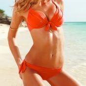 Lindo color para la playa!!! $500 MXN tallas CH, M & G #bikininaranja #beach #summer
