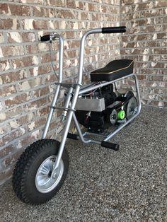 Custom Mini Bike, E Scooter, Motor Scooters, Motorcycle Bike, Go Kart, Minibike, Radios, Atv, Vehicle