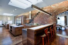 """Kitchen redesign is the best investment no matter what state or region you are in. checkout """"18 Kitchen With Dark Wood Cabinets Design Ideas""""."""