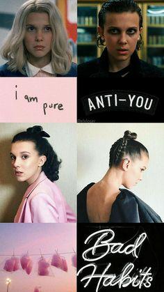 Millie Bobby Brown, Bobbie Brown, Stranger Things Netflix, Jess Conte, Stuff And Thangs, Eleanor Calder, Billie Eilish, In My Feelings, Elizabeth Olsen