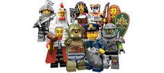 Este ano LEGO celebra o Carnaval com a nova colecção das minifiguras que já conquistaram o Mundo! A Série 9 traz ainda mais emoção com as suas 16 personagens inéditas… Um ciclope, uma Estrela de Hollywood, um Canalizador, um Imperador Romano, uma Sereia e a inspiração que te faltava para escolheres a tua máscara!