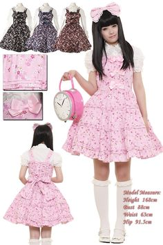 e71781bed9f The Cute Lifestyle  Bodyline s L322 JSK (in pink) Review~ Positive! Harajuku