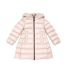 Kids Moncler Light pink Enfant Long Coat  moncler  monclerkids  pink   monclersuit   ce8039e5ac1