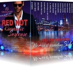 Warrior Woman Winmill: Red Hot Romantic Suspense Anthology. 16 Top Selling Novels ONLY 99c.