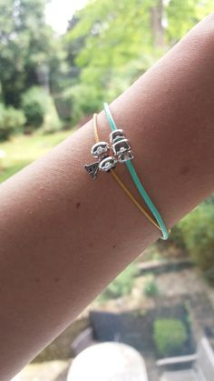 STERLING SILVER BEADED BRACLETS   These hand made braclets are a great way to finish your look.