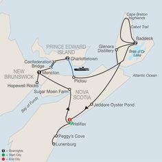 Wonders of the Maritimes & Scenic Cape Breton Nova Scotia, Prince Edward Island & Cape Breton Tour East Coast Travel, East Coast Road Trip, Road Trip Usa, Cap Breton, East Coast Canada, Nova Scotia Travel, Provence, Stockholm, Georgia