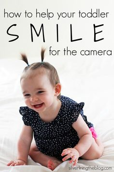 how to capture real smiles from your toddler