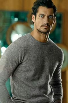 Men's casual style | David Gandy