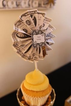 Money, Money, Money Dessert
