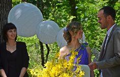 Yellow Wedding | La boda campestre de V&I en Palacio de Zuasti