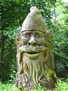 Funny Wood Carvings - Bing Images