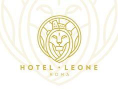 Hotel Leone Logotype