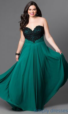 12 Plus Size Stores That Carry Prom Dresses Hey BoldQueens It s