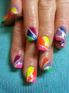 Fun spring nail designs beauty art my nails Prosciutto Wrapped Asparagus, Video Pink, Nail Designs Spring, Beauty Hacks Video, Love Chocolate, Creative Nails, Valentine Heart, Beauty Art, Healthy Foods To Eat