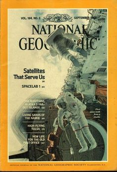 National Geographic September 1983